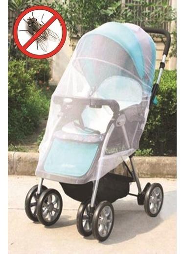 Practika Bebek Arabası Sinekliği Renkli